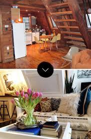 before u0026 after an a frame cottage gets an a renovation u2013 design
