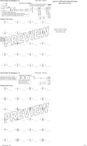 Decimal Addition Worksheets Worksheets On Decimals By Math Crush