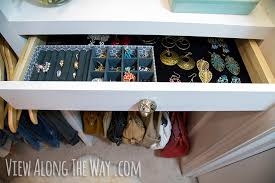 How To Make Closet Shelves by Girly Glam Closet Makeover Reveal View Along The Way