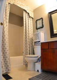 a fabric inspired bathroom update sincerely sara d