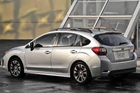 Is The Subaru Brz Awd Used 2014 Subaru Impreza Hatchback Pricing For Sale Edmunds