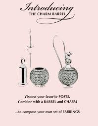 chamilia halloween beads pandora charm barrel turn charms into earrings coll j pandora