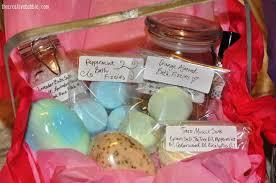 the creative bubble bath gift baskets