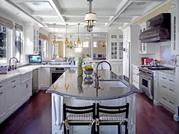round kitchen islands pictures ideas tips from hgtv hgtv display your collection