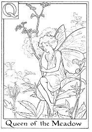 fairy coloring flower fairies gif 1 125 1 600 pixels faerie