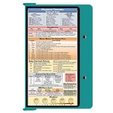 amazon com whitecoat clipboard teal physical therapy edition