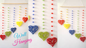 Diy For Home Decor Diy Crafts For Room Decor Wall Hanging For Home Decoration