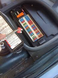 2001 Volvo S60 Fuse Box Basic Battery Drain Troubleshooting 101 Volvo Forums Volvo