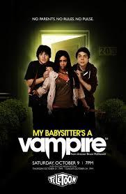 My Babysitter's a Vampire cover