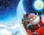 Wallpapers Backgrounds - Santa Year Wallpapers (wallpapers Santa year claus wishes newyearwallpapers blogspot 1280x1024)