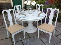 Shabby Chic Dining Table Dining Room Shabby Chic Small Table - Dining room armoire