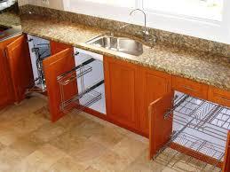 single bowl sink dish rack undersink pull out basket half round