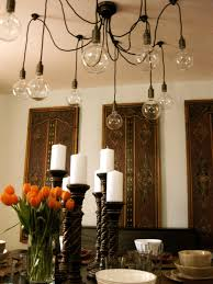 Dining Room Centerpieces by Creative Candle Centerpieces Hgtv