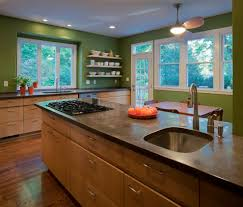 types of countertops kitchen contemporary with flooring kitchen