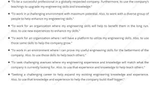 resumes objective samples   Template   mechanical engineering resume objective