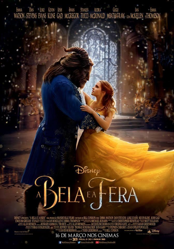 FILME || A Bela e a Fera