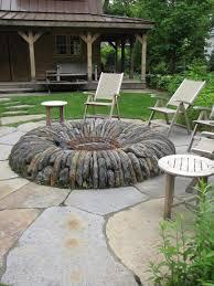 Ideas For Fire Pits In Backyard by Triyae Com U003d Outdoor Fire Pit Ideas Backyard Various Design