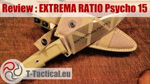extrema ratio psycho15 review test tactical cooking t