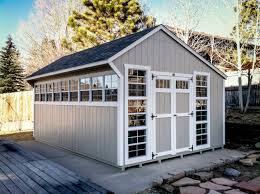 Saltbox Style House Plans Salt Box Shed 14 X 20 Custom Teton Structures