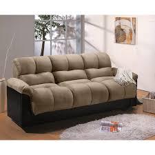 Ikea Wicker Baskets by Furniture Beige Ikea Sofa Bed On Parkay Floor And Wicker Basket
