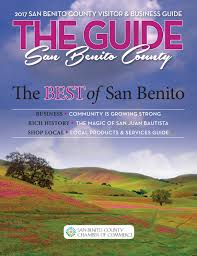 san benito the guide 2017 by chamber marketing partners inc issuu