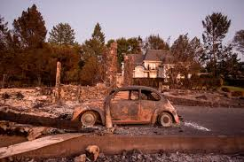 Willow Wildfire California by Why California U0027s Fires Are Bigger Deadlier And More Costly