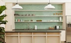 Wall Tiles Kitchen Backsplash Coolest Lime Green Glass Tile Backsplash My Home Design Journey