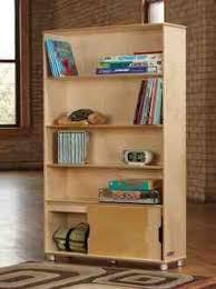 four shlef bookcase truemodern