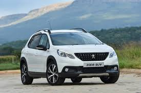 peugeot 2016 models facelifted peugeot 2008 2017 specs u0026 pricing cars co za