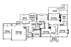 colonial house plans princeton 30 497 associated designs