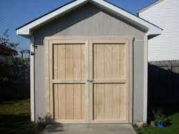Plans For Building A Wood Storage Shed by Best 25 Shed Doors Ideas On Pinterest Pallet Door Making Barn