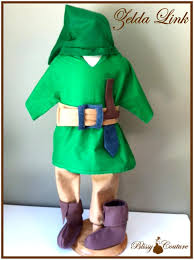 link halloween zelda link costume for toddler boy pants hat shirt shoes belt