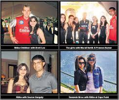 Sunanda Hiroo, Sana Chirawala, Rupali Kanth-aria, Ritika Chhibber (all Mumbai-based) Samyukta Surendra (Bangalore) and Ananya Bera (Kolkata) were on the ... - ak