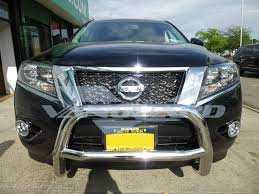 nissan altima 2013 accessories t 304 13 17 pathfinder front bull bar bumper protector grill guard