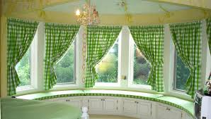 decor u0026 tips bay window treatments with home depot curtains and