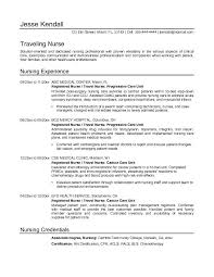 Registered Nurse Resume Examples by Example Student Nurse Resume Free Sample Registrered Nurse Resume