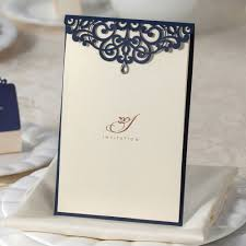 Printable Invitation Card Stock Compare Prices On Blue Wedding Cards Online Shopping Buy Low