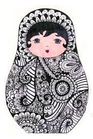 35 best matryoshka babushka images on pinterest matryoshka doll