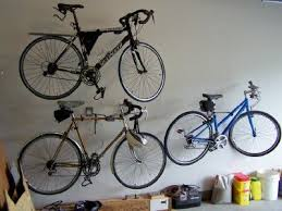 Ceiling Bike Hook by An Easy Welded Bike Hanger 8 Steps With Pictures