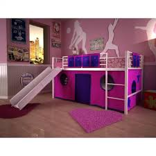 furniture cool teen sporty girls bedroom decoration with purple