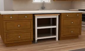 Kitchen Island With Chopping Block Top Kitchen Carts Kitchen Carts Without Wheels Butcher Block White