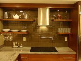 Glass Subway Tile Backsplash Kitchen Image Of Picture Brown Glass Tiles For Kitchen Backsplash