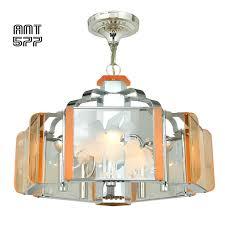 Fredrick Ramond Chandelier by Mid Century Modern Semi Flush Mount Ceiling Light Fixture