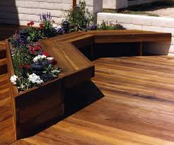 Wood Bench Plans Indoor by Wood Deck Benches Deck Benches Plans U2013 Indoor And Outdoor Design