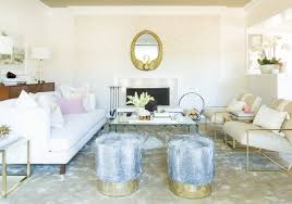 Feminine Living Room by Inside E News Host Catt Sadler U0027s Cali Contemporary Living Room