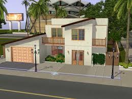 home design modern house floor plans sims 3 mediterranean large
