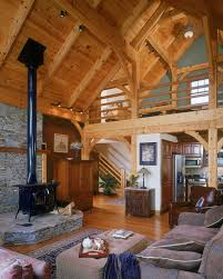Sips Cabin Timber Frame Home Builders Licensed In Nc And Tn