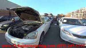 lexus ls 430 park assist parting out 2001 lexus ls 430 stock 6017gy tls auto recycling