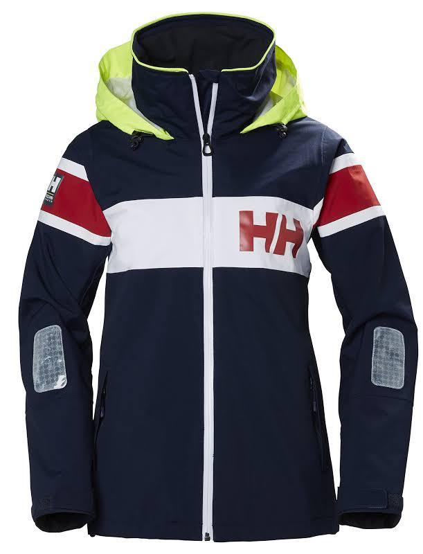 Helly Hansen Salt Flag Jacket, Adult,