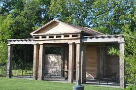 Timber Frame Pergola by Timber Frame Construction By Vermont Timber Works Timber Frame